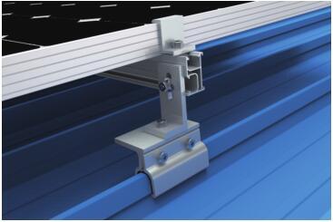L Feet Mount Ck Il Series Chiko Solar Mounting System