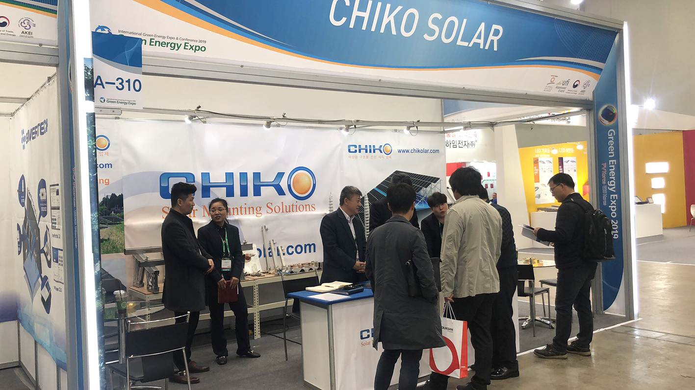 Live Broadcast From CHIKO 2019 Vietnam International Solar